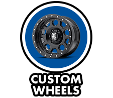 Custom Wheels Dallas, TX