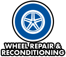 Wheel repair and reconditiong
